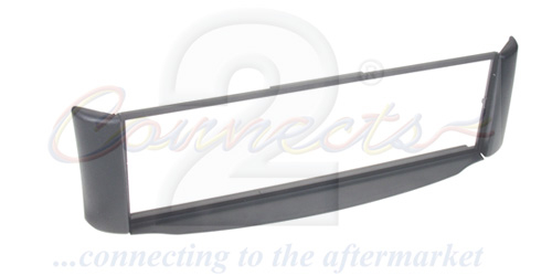 1-DIN ramme til Smart ForTwo 1998-2007, grå.
