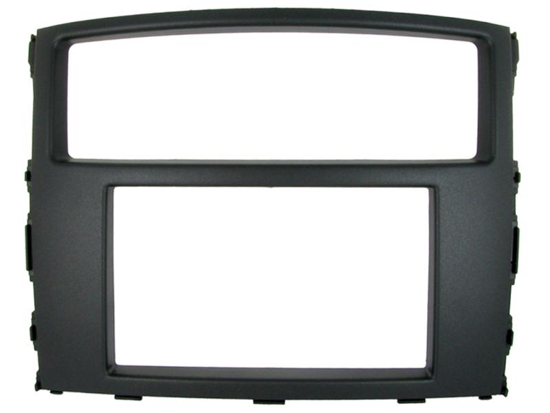 2-DIN ramme til Mitsubishi Pajero 2006-