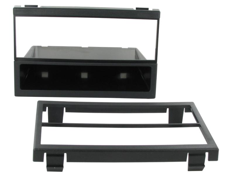 1-DIN og 2-DIN ramme til diverse Mazda.