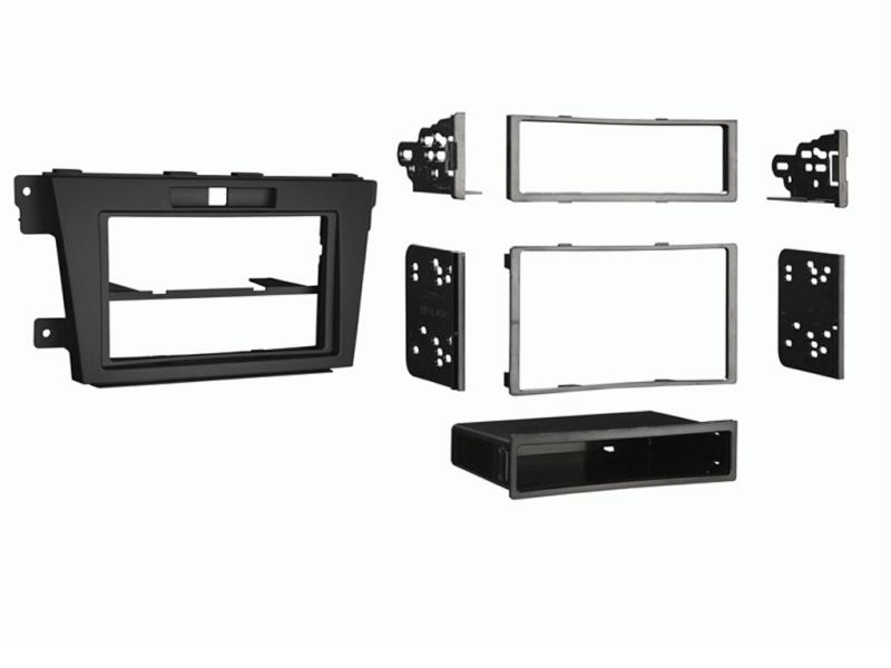 1-DIN og 2-DIN ramme til Mazda CX-7 2010-
