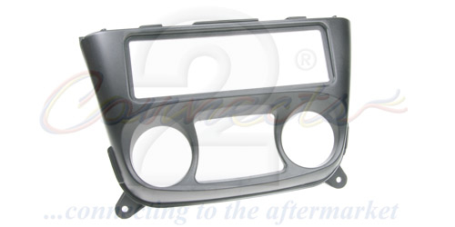 1-DIN ramme til Nissan Almera 2000-2006