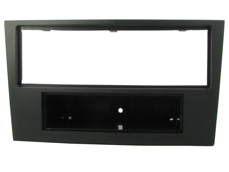 1-DIN ramme til Opel Astra 2004-2010, antracit.