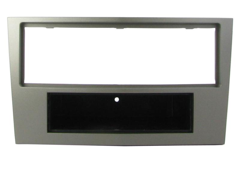 1-DIN ramme til Opel Astra 2004-2010, antracit metallic