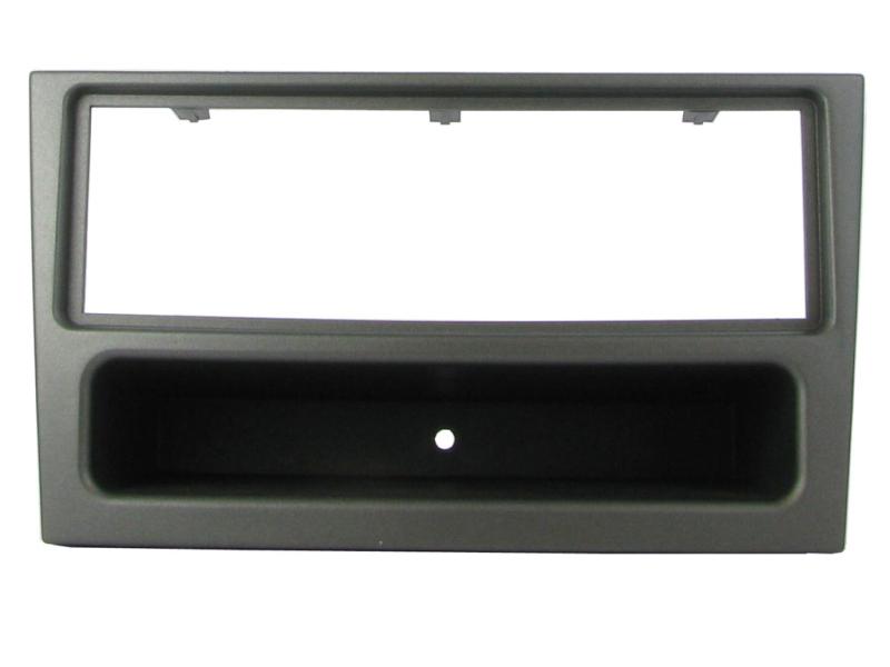 1-DIN ramme til Opel Signum, Opel Vectra, koksgrå metallic