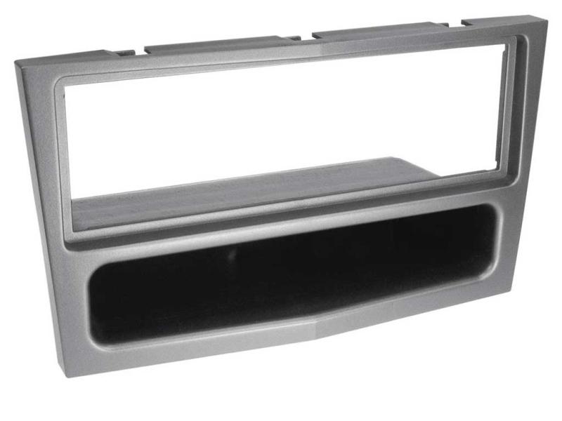 1-DIN ramme til Opel Zafira 2005-2014, antracit