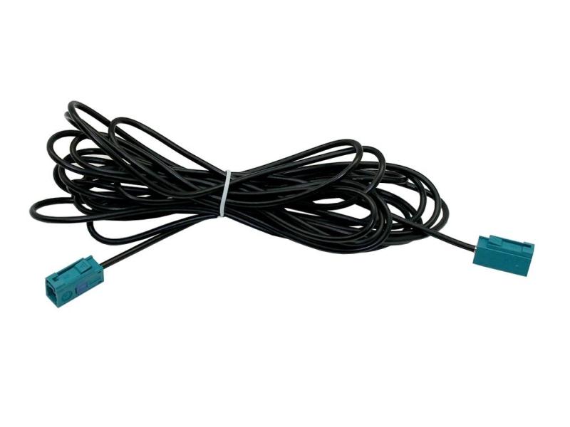 5 meters Fakra hun - hun kabel.
