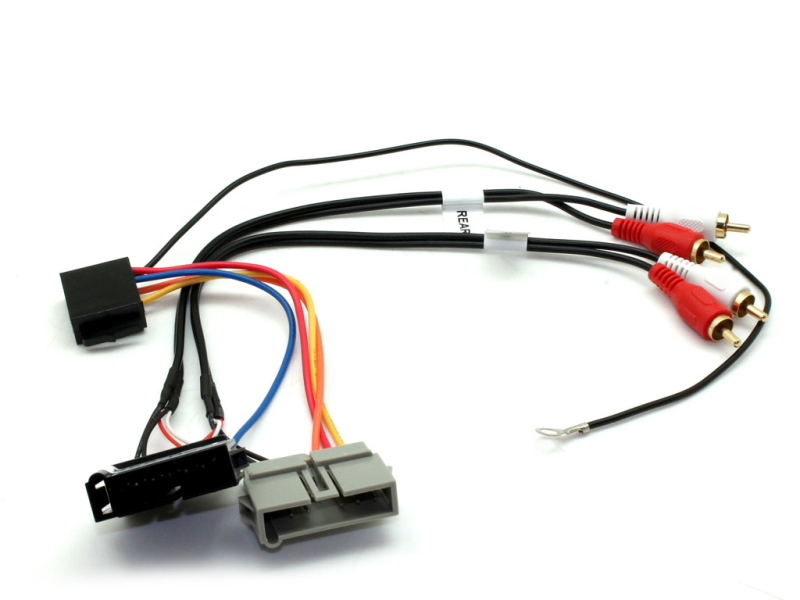 AKTIV SYSTEM ADAPTER CHRYSLER -  CT51-CH01