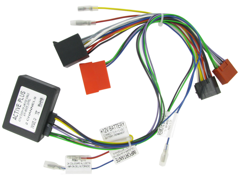 AKTIV SYSTEM ADAPTER AUDI -  CT53-AU03