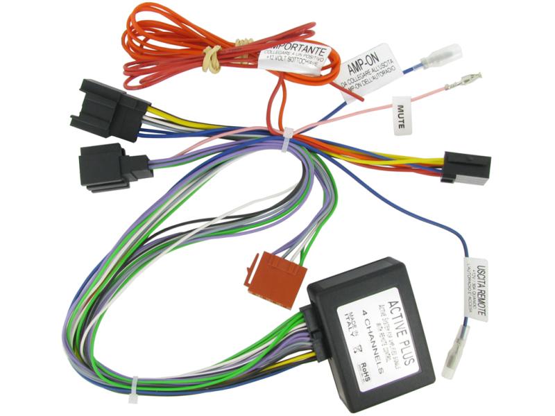 AKTIV SYSTEM ADAPTER SAAB -  CT53-SA01