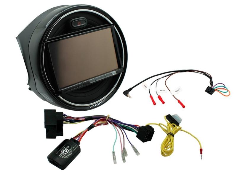 Komplet 2-DIN kit til BMW Mini (F55/F56) 2014-.