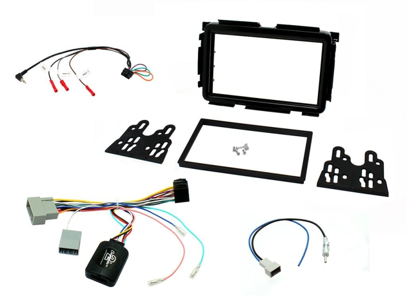 Komplet 2-DIN kit til Honda HR-V 2015-