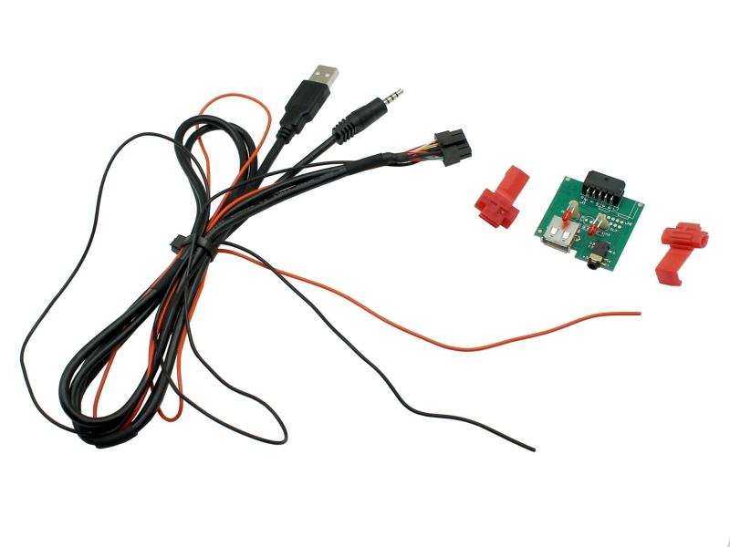 USB/AUX ADAPTER KIA - CTKIAUSB.7