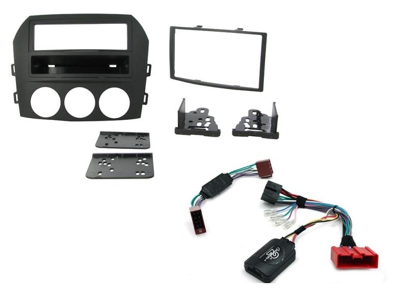 Komplet 1 og 2-DIN kit til Mazda MX-5 2006-2009.