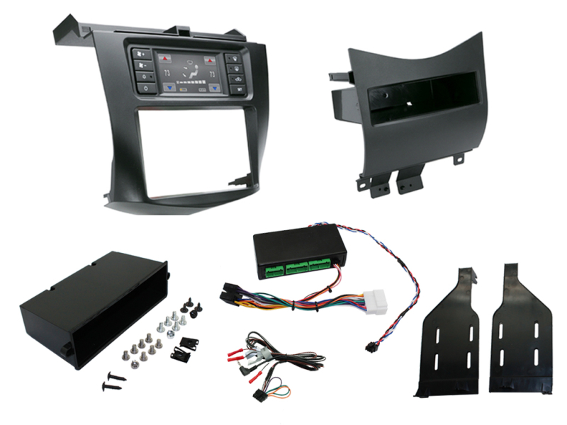 2-DIN pro kit til Honda Accord 2003-2007.