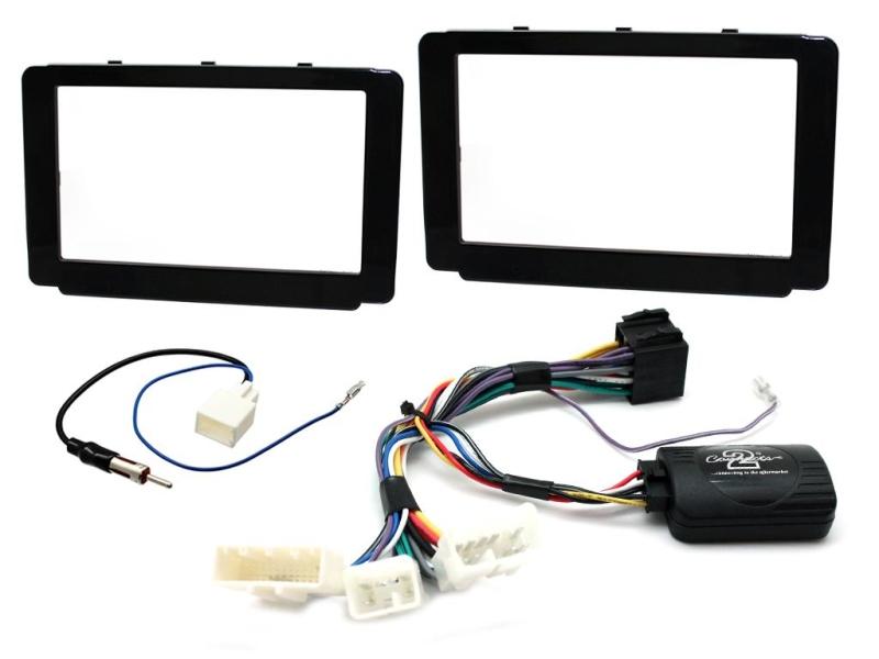 2-DIN kit til Toyota Hilux 2015-.