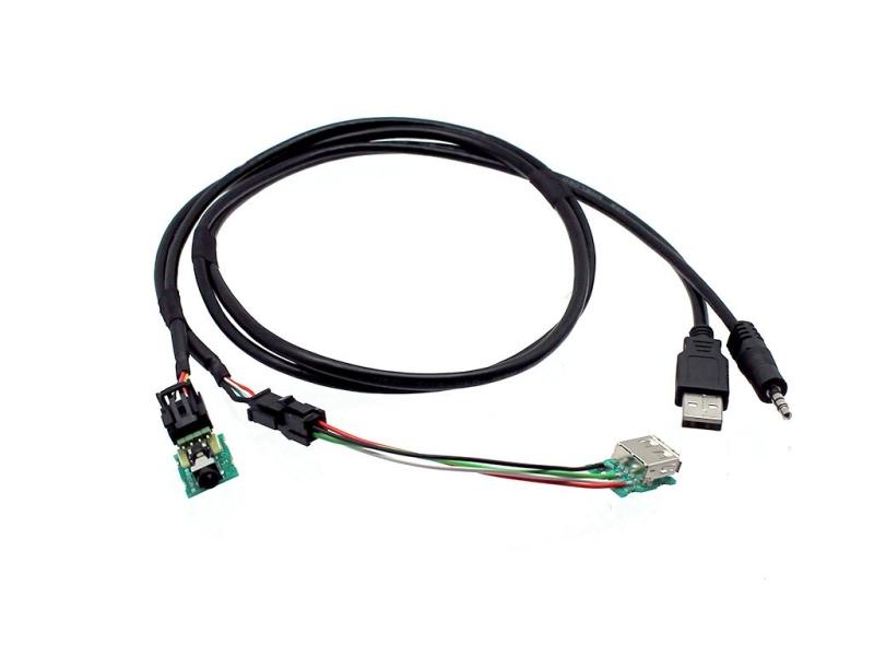 USB/AUX ADAPTER SKODA