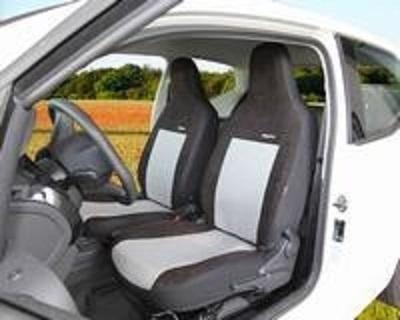 Sædeovertræk til VW Up, Skoda Citigo & Seat Mii