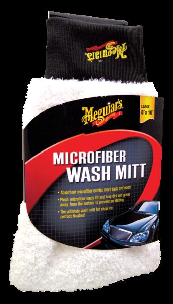 Meguiar's Super Tyk Microfiber Vaskehandske