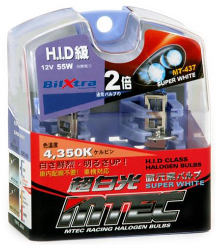 MTEC Super white H7
