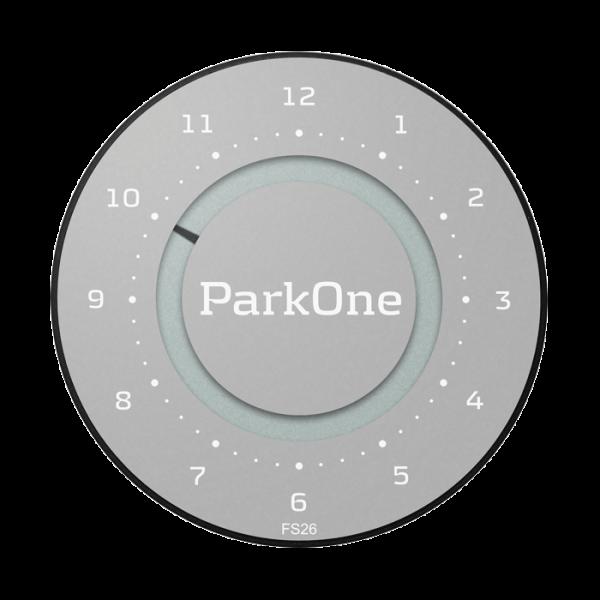 PARKONE 2 SPACE GREY