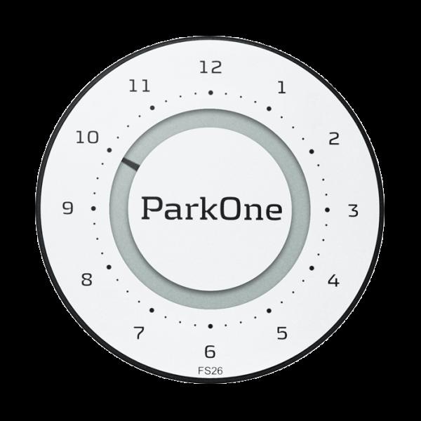 PARKONE 2 ALPINE WHITE