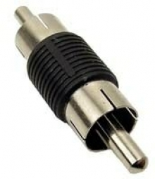 Rockford Fosgate RCA adapter male