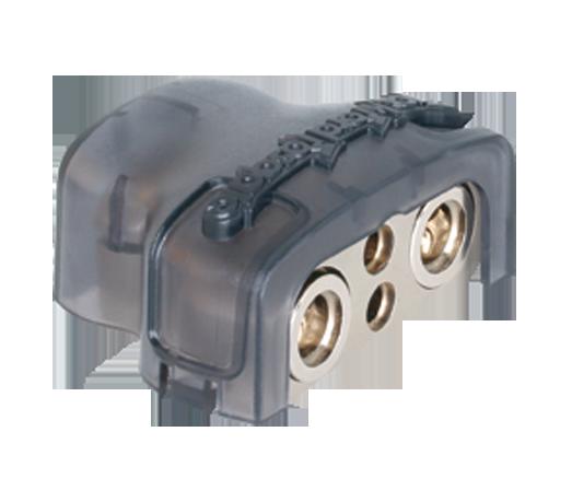 Rockford Fosgate RFDB1 1/0 AWG batteri terminal -/+