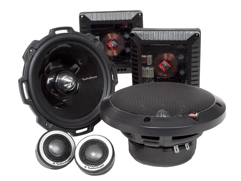 Rockford Fosgate T2652-S Power T2 højt.splitsæt 6.5""