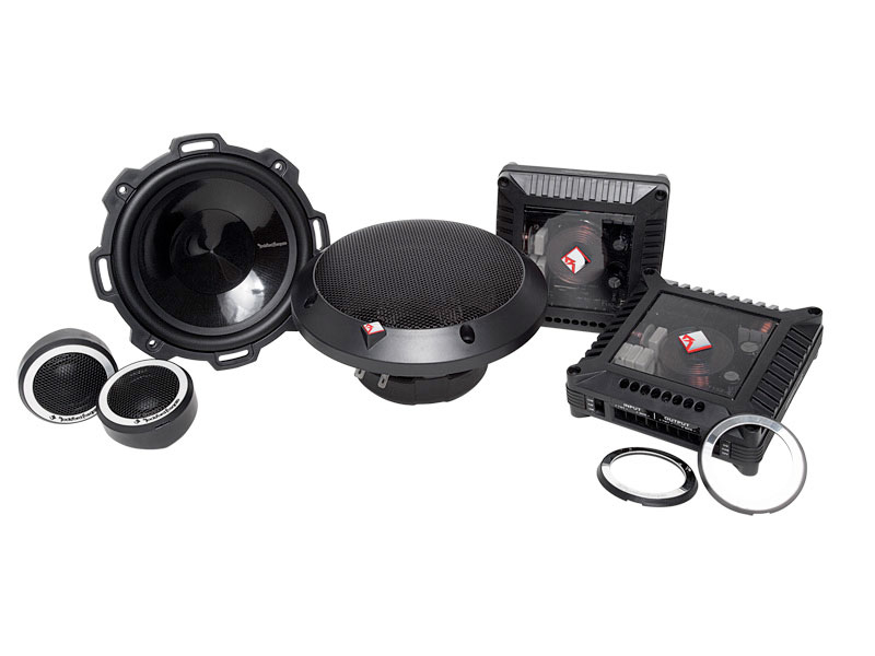 Rockford Fosgate T152-S Power højt.splitsæt 5.25""