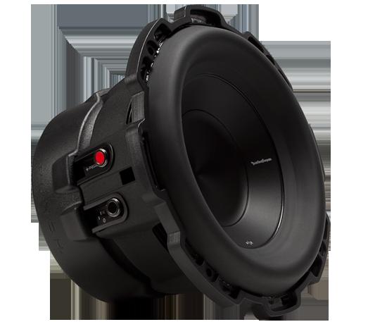 """Rockford Fosgate P2D4-8 Dual voice coil 8"""" woofer"""