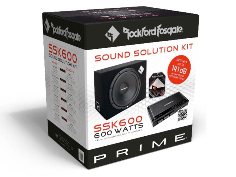 Rockford Fosgate SSK600 MK-II