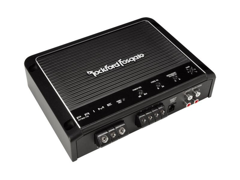 Rockford Fosgate R750-1D Prime Class D forstærker