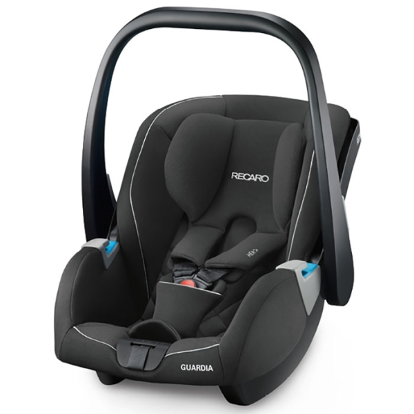 RECARO GUARDIA BABYSTOL ISOFIX SORT