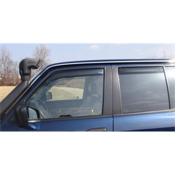 Vindafviser Nissan Patrol Y61 3/5DRS (1997-2009)
