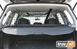 Hund- og lastgitter Subaru Forester 5 DRS med soltag (2008-2