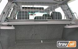 Hund- og lastgitter Subaru Forester 5 DRS med soltag (2002-2