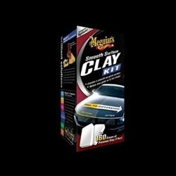 Meguiar's Smooth Surface Clay Kit