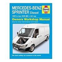 Værkstedshåndbog Mercedes Sprinter