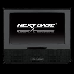 """Nextbase 7"""" skærm med DVD afspiller"""