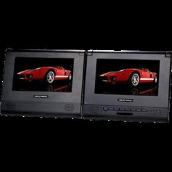"""Nextbase 7"""" skærmsæt med 1 DVD afspiller"""
