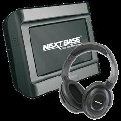 "Nextbase 9"" skærm med + hovedtelefoner"