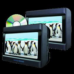 """Nextbase 9"""" Skærmsæt med 1 DVD afspiller"""