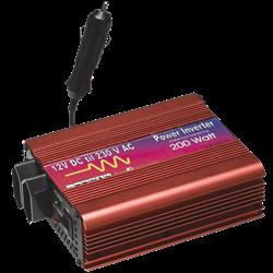 Omformer 12V-230V 200 Watt
