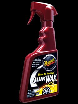 Meguiar's Quik Wax 473 ml