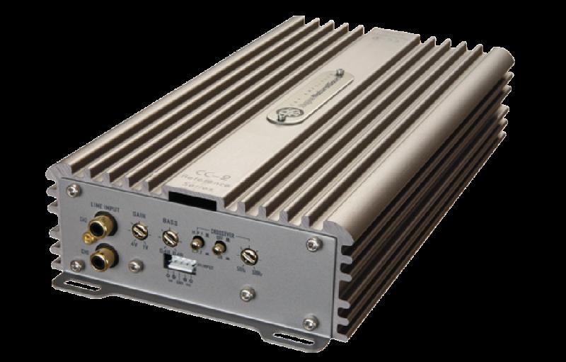 2 ch.  Amplifier 2x110W