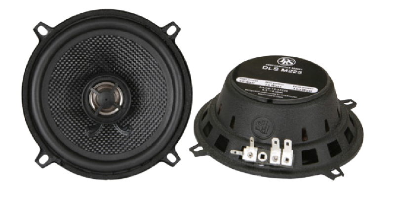 M225,   5,25 inch / 13 cm Performance coaxial, pair