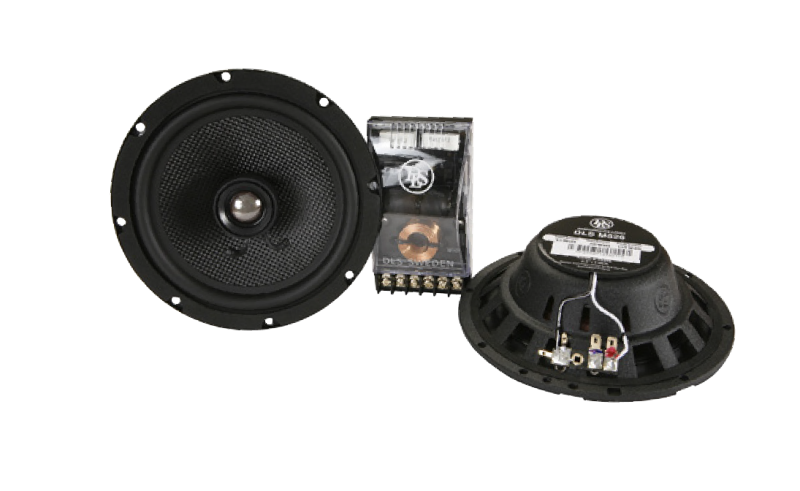 M526   6,5 inch Performance coaxial, 2-way