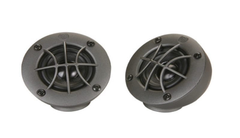 RC50   2 inch 50 mm broadband tweeter w cups, pair