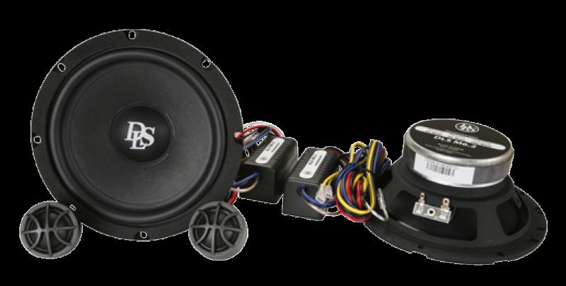 M6.2,   6,5 inch 2-way system