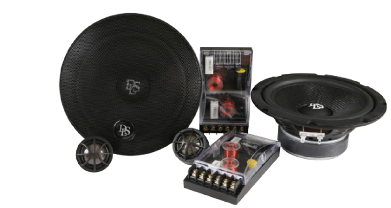 MB 6.2   6,5 inch 2-way kit Performance, 25 mm tw